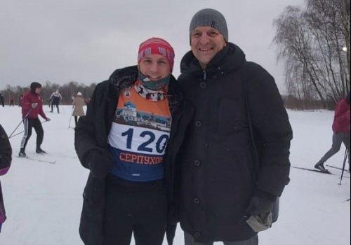 Ежегодная спартакиада трудящихся г. Серпухова по лыжным гонкам